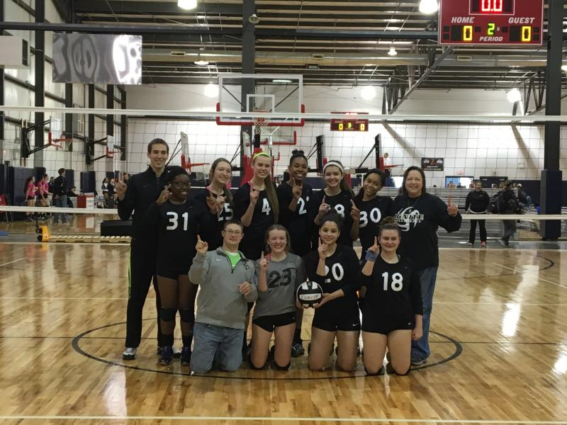 IGNITE 17 ELITE CAPTURES 1ST PLACE AT WCPL WITH A PERFECT 3-0 ON JANUARY 10 2016